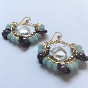 Gypsy swing earrings
