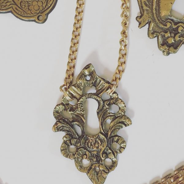Hardware Necklace