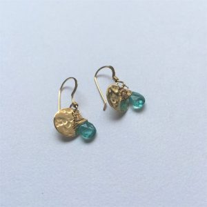 Tiny Drop Earrings