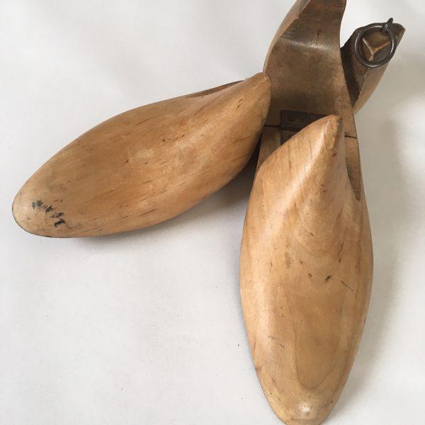 Antique shoes stays