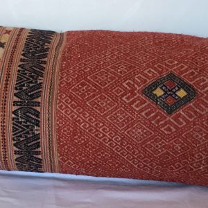 Thai silk Bolster