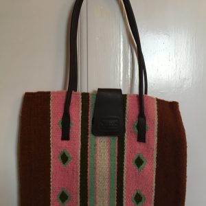 Woven Frazada Tote