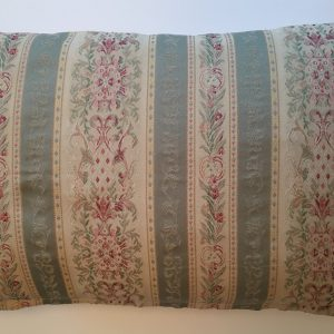 Floral Brocade Vintage Cushion